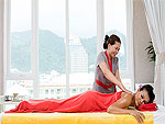 Thai Massage : Sleep with Me Hotel Design Hotel at Patong, Patong Beach, Phuket
