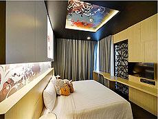 プーケット パトンビーチのホテル : スリープ ウィズ ミー ホテル(1)のお部屋「スイート」