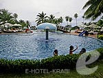 Kids Pool / Sofitel Krabi Phokeethra Golf & Spa Resort, อยู่หน้าหาด