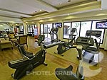 Fitness / Sofitel Krabi Phokeethra Golf & Spa Resort, อยู่หน้าหาด
