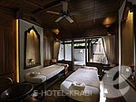 Spa / Sofitel Krabi Phokeethra Golf & Spa Resort, อยู่หน้าหาด