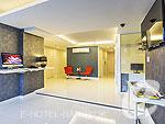 バンコク スクンビットのホテル : ソロ エクスプレス バンコク 「Lobby」