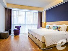 バンコク スクンビットのホテル : ソロ エクスプレス バンコク(Solo Express Bangkok)のお部屋「デラックス」