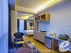 バンコク スクンビットのホテル : ソロ エクスプレス バンコク(Solo Express Bangkok)のお部屋「スイート」