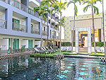 Swimming Pool / Sugar Marina Resort FASHION Kata Beach, หาดกะตะ