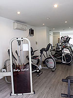 Fitness : Sugar Marina Resort FASHION Kata Beach, Fitness Room, Phuket