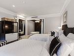 プーケット 5,000円以下のホテル : シュガー マリーナ リゾート ファッション カタ ビーチ(Sugar Marina Resort FASHION Kata Beach)のデラックスルームの設備 Room View