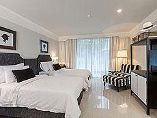 プーケット 5,000円以下のホテル : シュガー マリーナ リゾート ファッション カタ ビーチ(1)のお部屋「デラックス」