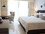 プーケット 5,000円以下のホテル : シュガー マリーナ リゾート ファッション カタ ビーチ(Sugar Marina Resort FASHION Kata Beach)のデラックス プール ビュールームの設備 Room View
