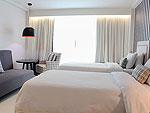 プーケット 5,000円以下のホテル : シュガー マリーナ リゾート ファッション カタ ビーチ(Sugar Marina Resort FASHION Kata Beach)のデラックス プール アクセスルームの設備 Room View