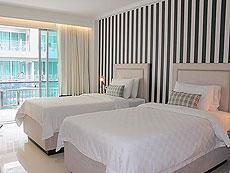 プーケット 5,000円以下のホテル : シュガー マリーナ リゾート ファッション カタ ビーチ(1)のお部屋「デラックス プール アクセス」