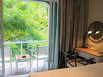 プーケット プールアクセスのホテル : シュガー マリーナ リゾート ノウティカル カタ ビーチ(Sugar Marina Resort NAUTICAL Kata Beach)のデラックスガーデンビュールームの設備 Balcony