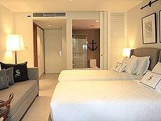プーケット プールアクセスのホテル : シュガー マリーナ リゾート ノウティカル カタ ビーチ(1)のお部屋「デラックスガーデンビュー」