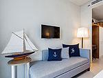 プーケット プールアクセスのホテル : シュガー マリーナ リゾート ノウティカル カタ ビーチ(Sugar Marina Resort NAUTICAL Kata Beach)のデラックス プール アクセスルームの設備 Room View