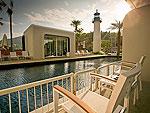 プーケット プールアクセスのホテル : シュガー マリーナ リゾート ノウティカル カタ ビーチ(Sugar Marina Resort NAUTICAL Kata Beach)のデラックス プール アクセスルームの設備 Pool Access