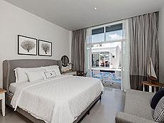 プーケット プールアクセスのホテル : シュガー マリーナ リゾート ノウティカル カタ ビーチ(1)のお部屋「デラックス プール アクセス」