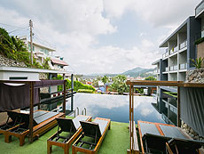 Sugar Palm Grand Hillside, Pool Access Room, Phuket