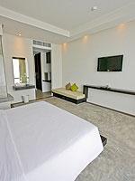 プーケット 5,000円以下のホテル : シュガーパーム グランド ヒルサイド(Sugar Palm Grand Hillside)のグランド デラックスルームの設備 Bedroom