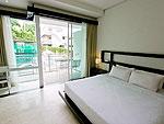 プーケット カタビーチのホテル : シュガーパーム グランド ヒルサイド(Sugar Palm Grand Hillside)のグランド ジャグジー デラックスルームの設備 Bedroom