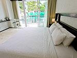 プーケット ファミリー&グループのホテル : シュガーパーム グランド ヒルサイド(Sugar Palm Grand Hillside)のグランド プール アクセスルームの設備 Bedroom