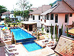 Swimming Pool : Sunrise Resort, Serviced Villa, Phuket