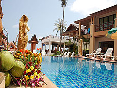 Sunrise Resort, Beach Front, Phuket