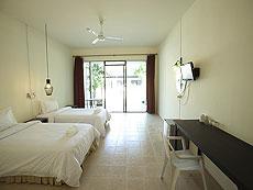 プーケット カオラックのホテル : サンシャイン イン リゾート(1)のお部屋「デラックス」