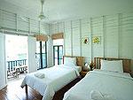 プーケット カオラックのホテル : サンシャイン イン リゾート(Sunshine Inn Resort)のバンガロールームの設備 Room View