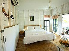 プーケット カオラックのホテル : サンシャイン イン リゾート(1)のお部屋「バンガロー」