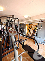 Fitness GymSunshine Vista Serviced Apartment