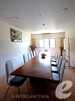 Meeting Room : Sunshine Vista Serviced Apartment, Family & Group, Phuket