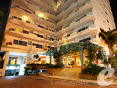 Sunshine Vista Serviced Apartment, Family & Group, Pattaya