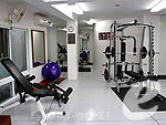 Fitness : Surin Park Service Apartments, Fitness Room, Phuket