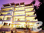Exterior : Surin Park Service Apartments, Family & Group, Phuket