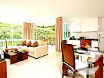Room View : One Bedroom Apartment at Surin Park Service Apartments, Surin Beach, Phuket