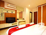 Room View : One Bedroom Pool Access Apartment at Surin Park Service Apartments, Surin Beach, Phuket