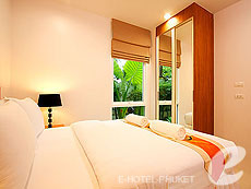 One Bedroom Pool Access Apartment : Surin Park Service Apartments, Surin Beach, Phuket