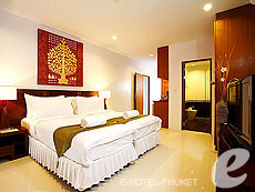 Two Bedroom Pool Access Apartment : Surin Park Service Apartments, Surin Beach, Phuket