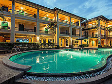 Suwan Palm Resort, under USD 50, Phuket