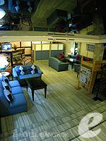 バンコク インターネット接続(無料)のホテル : スイス パーク ホテル 「Lobby」
