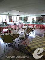 バンコク インターネット接続(無料)のホテル : スイス パーク ホテル 「Restaurant」