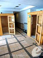 バンコク インターネット接続(無料)のホテル : スイス パーク ホテル 「Sauna」