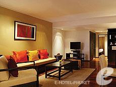 プーケット その他・離島のホテル : スイソテル リゾート プーケット オール スイーツ(1)のお部屋「2ベッドルーム デラックススイート」