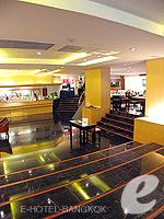 バンコク インターネット接続(無料)のホテル : タイパン ホテル バンコク 「Lobby」