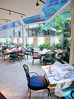 Restaurant / Tai-Pan Hotel Bangkok,