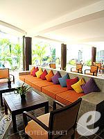 プーケット ファミリー&グループのホテル : ノボテル プーケット カロン ビーチ リゾート & スパ 「Lobby」