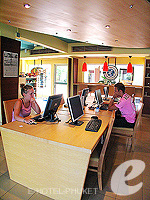 Internet Service : Novotel Phuket Karon Beach Resort & Spa, Karon Beach, Phuket