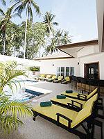 プーケット ファミリー&グループのホテル : タマリンド ヴィラ プーケット(Tamarind Villa Phuket)の4ベッドルームルームの設備 Private Pool