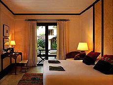 チェンマイ カップル&ハネムーンのホテル : タマリンド ビレッジ チェンマイ(1)のお部屋「ランナ デラックス」