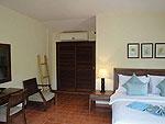 サムイ島 チョンモーンビーチのホテル : テンモー ヴィラ(Tangmo Villa)の2ベッドルームルームの設備 Bedroom